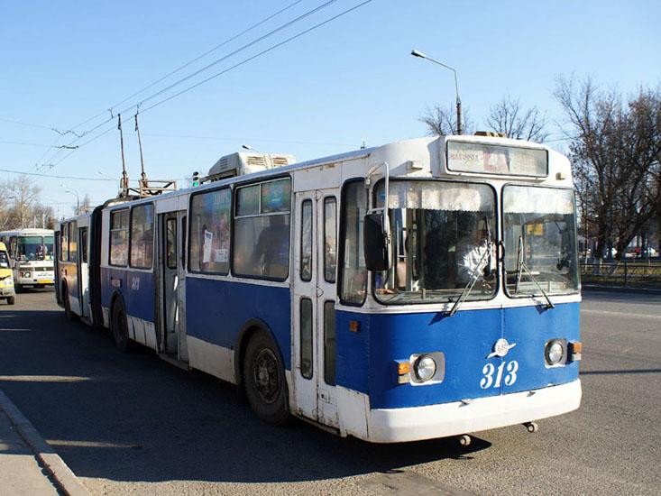 Белгородского троллейбуса,